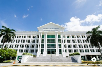 DLSU-STC recovers after typhoon Glenda