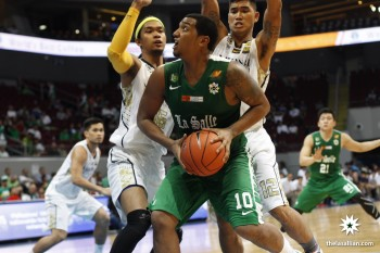 UAAP: Green Archers slip past NU, barge into win column