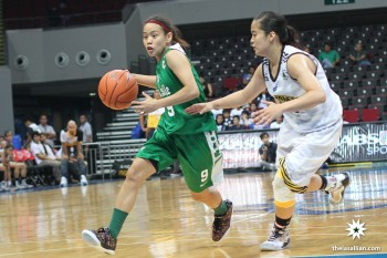 Lady Archers top UST, improve to 7-2