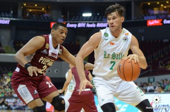 UAAP: DLSU beats UP, extends win streak to seven