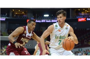 UAAP: DLSU beats UP, extends win streak to seven