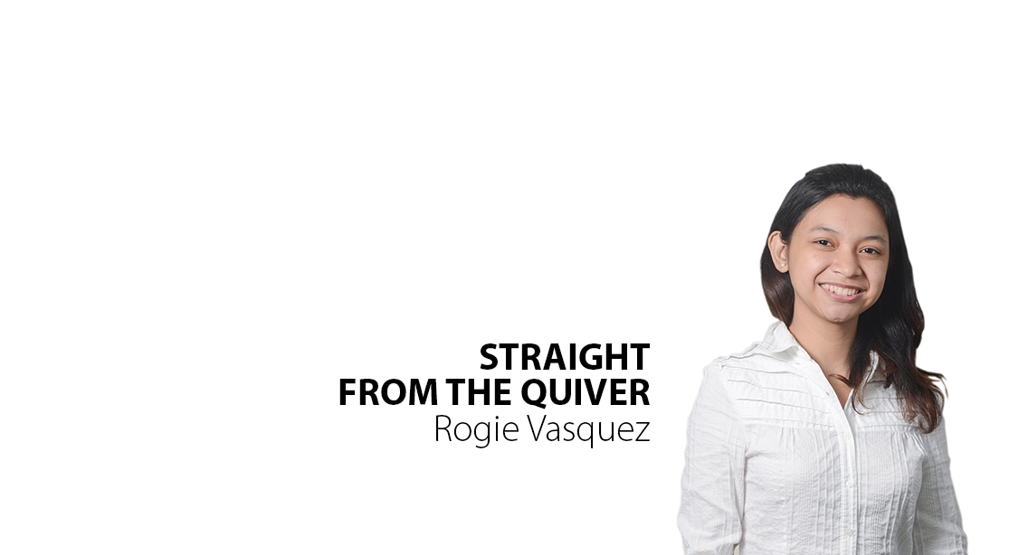 Rogie Vasquez - Straight from the Quiver