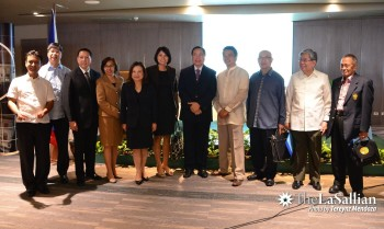 DLSU hosts forum on Scarborough Shoal dispute