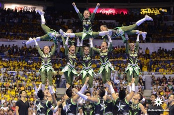 UAAP: DLSU finishes sixth in CDC, NU bags back-to-back championship