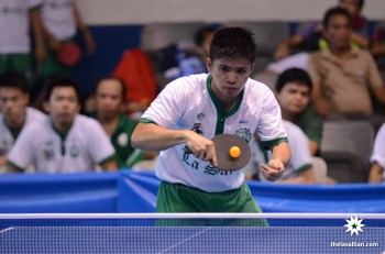 UAAP: Green Paddlers earn fast pass to finals, Lady Paddlers enter semis as third seed