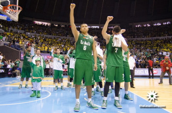 UAAP: Belo's buzzer beater ends Green Archers' campaign