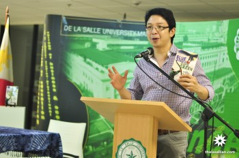 """Blue Babble, Gang Green"" book on La Salle-Ateneo rivalry launched"
