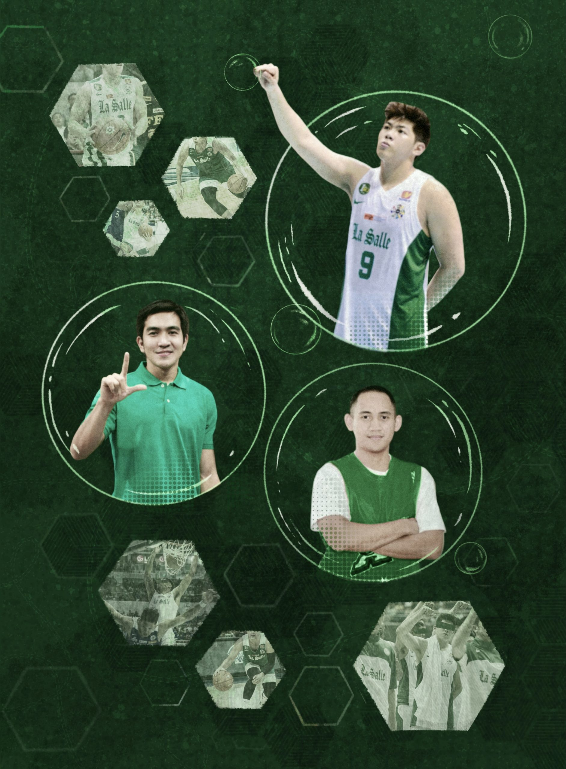 Isolation and basketball: A look inside the PBA bubble with former DLSU athletes
