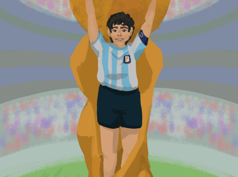 All in the cleats: The Maradona success