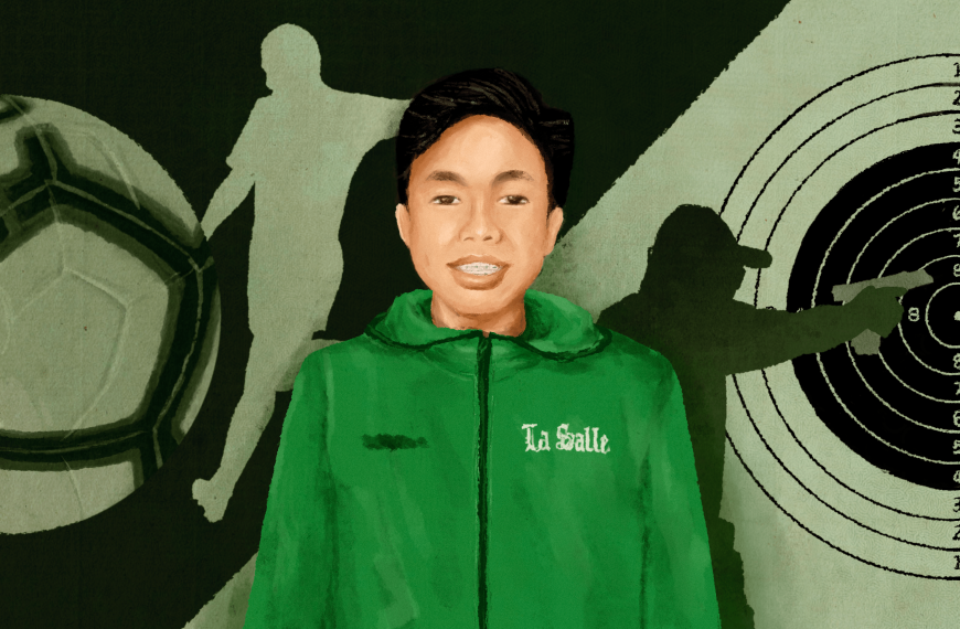 Green gallery: Roy Barro takes on double duty