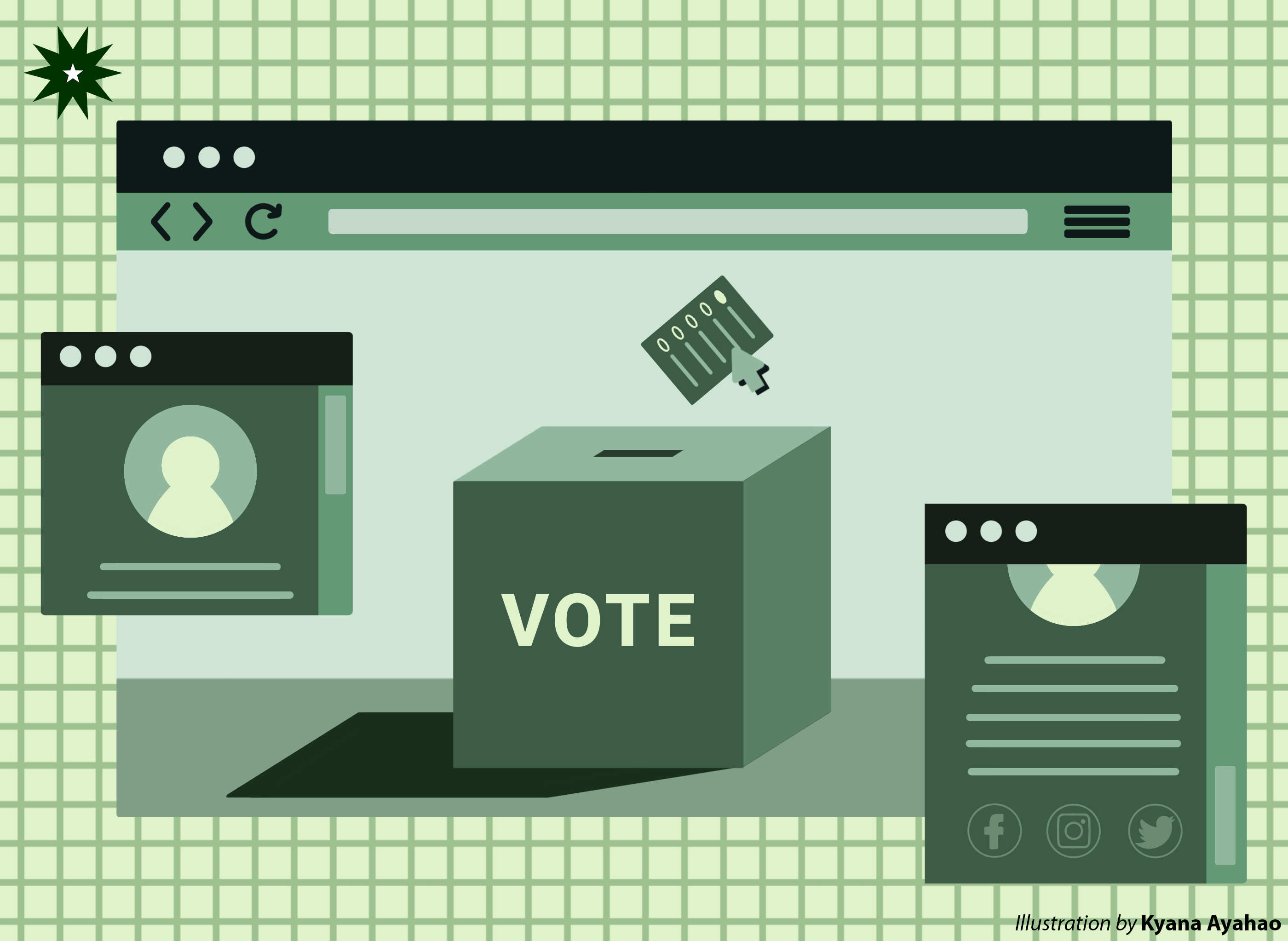 All systems go for historic online polls