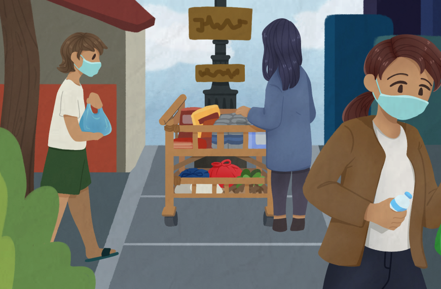 Of the people, for the people: The power of community pantries