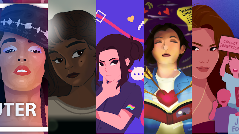 A menagerie of pride: Reclaiming queer narratives