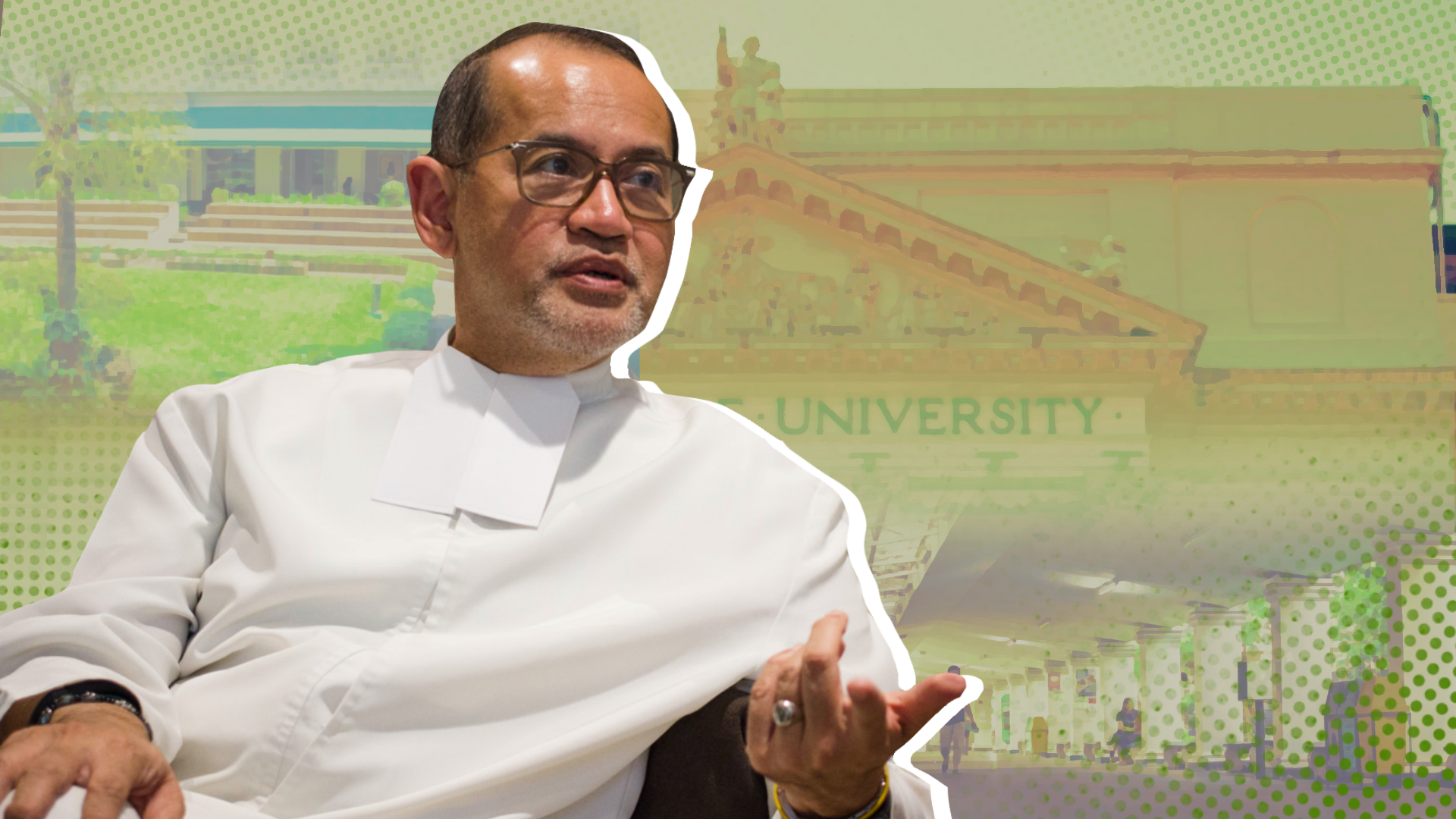 'Unique challenges and opportunities' drive incoming DLSU President Br. Bernard Oca FSC in new role