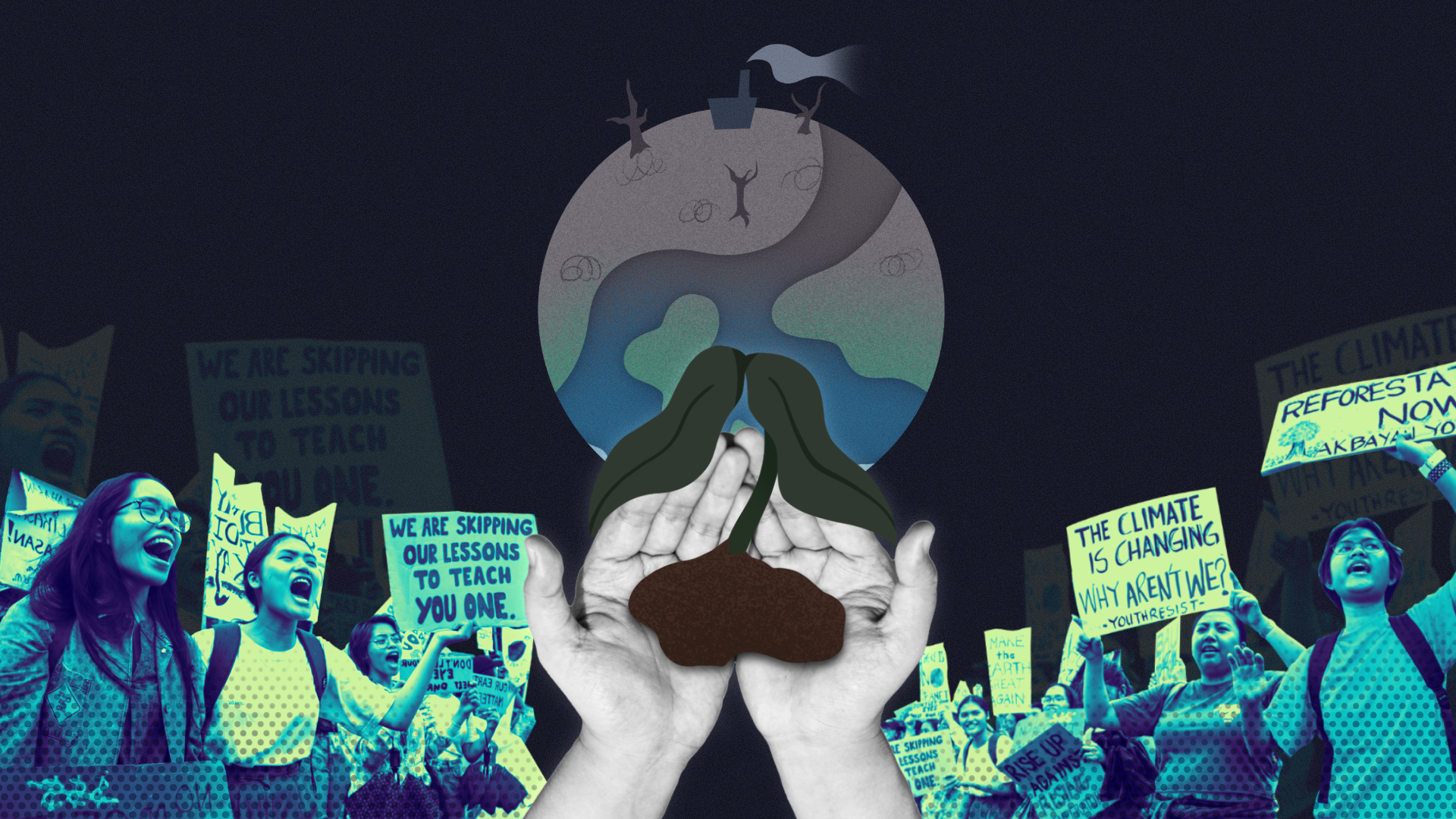 Dead man's land: On the ground with environmental activists